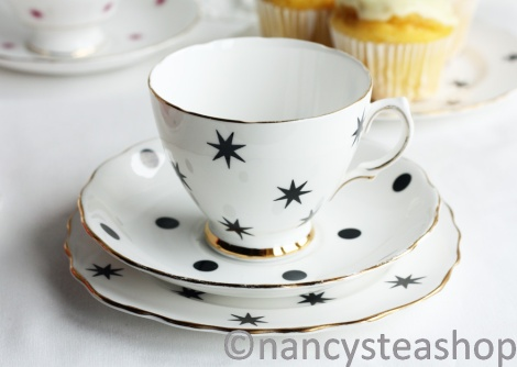 Royal Vale vintage china tea set