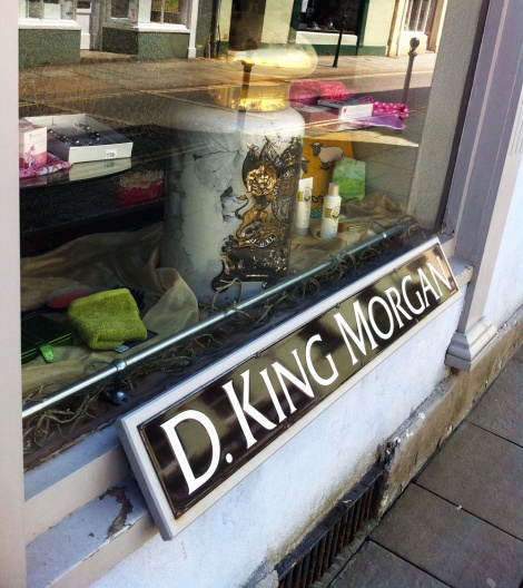 D King Morgan shop