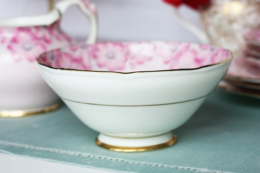 Paragon vintage china bowl