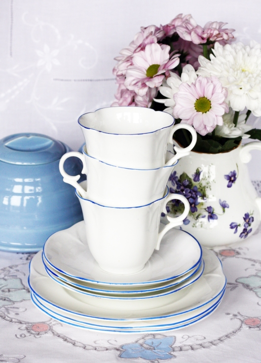 Victoria from Cartwright and Edwards tea set