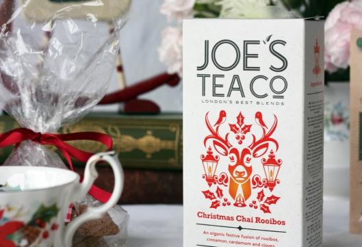 Christmas Chai Rooibos tea