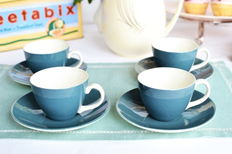 A picture of Poole vintage espresso cups 4