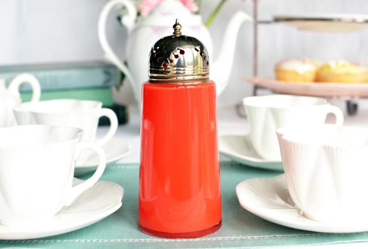 Vintage sugar shaker 1