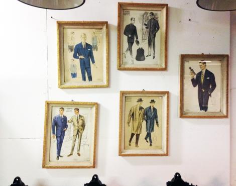 Ghent vintage shopping 2