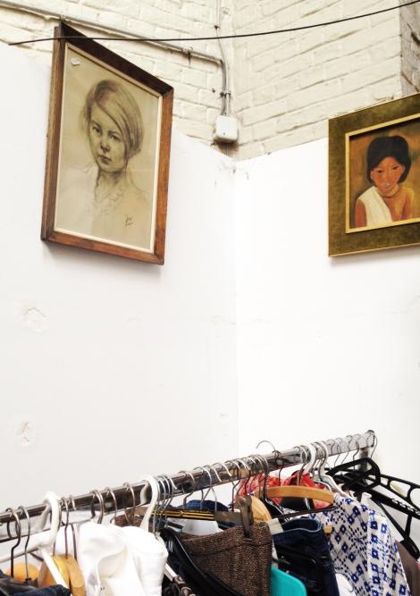 Ghent vintage shopping 4