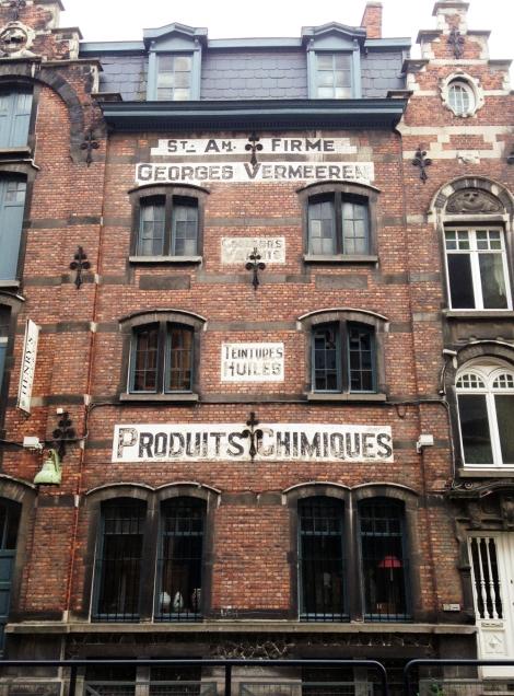 Ghent vintage shopping 7